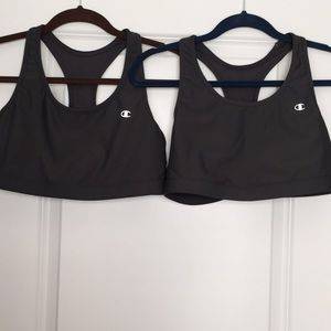 NWOT Champion Double Dry Sports Bras size Large